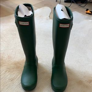Hunter Tall Boots size 37